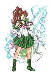 Request- Sailor Jupiter