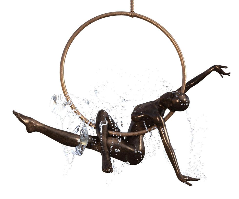 Water and Bronze V by Denii-kun