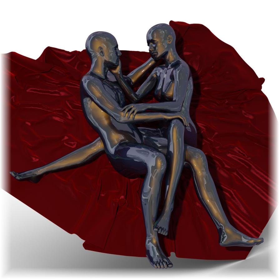 Model of Love by Denii-kun