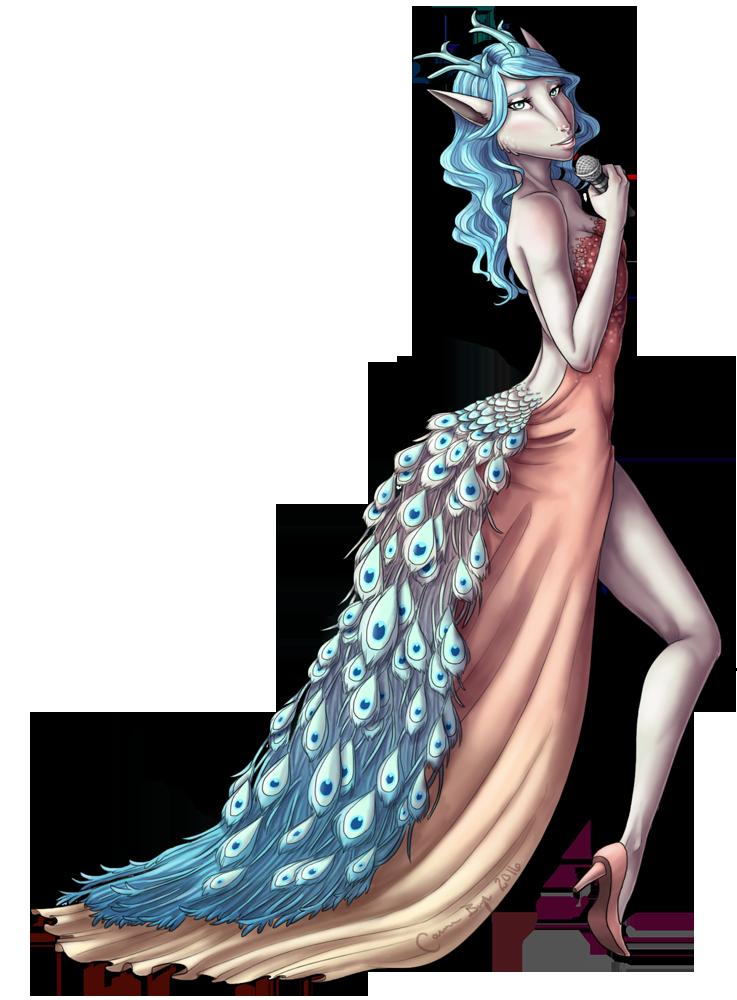 Ilyana - Finished by Luminous-Angel
