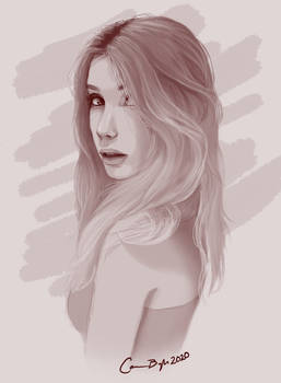 Portrait Study 001