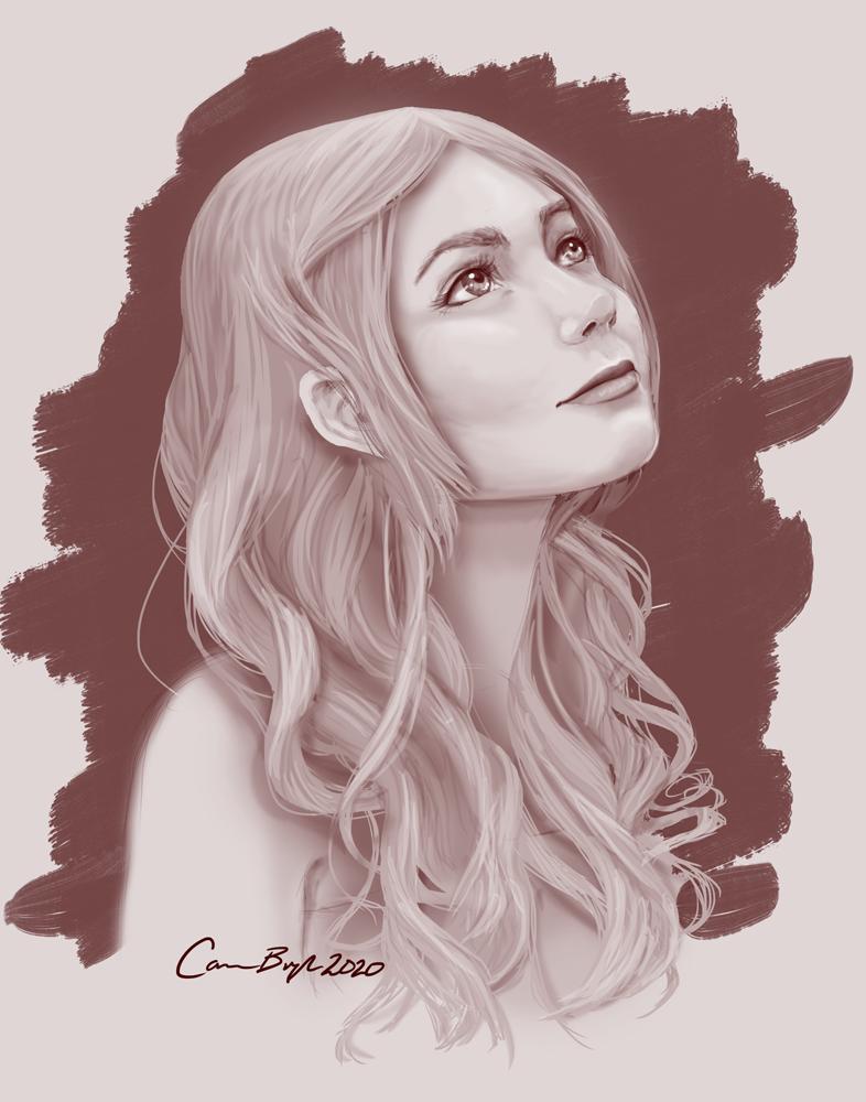 Portrait Study 002