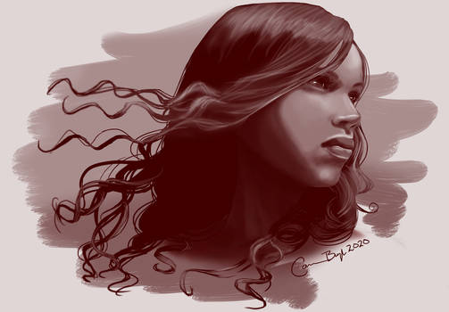 Portrait Study 003