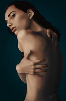 Portrait Study 006