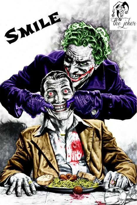 The Joker Simle by jokercrazy