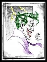 Joker by jokercrazy