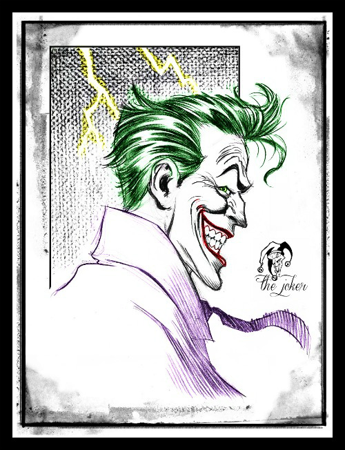 Joker by jokercrazy