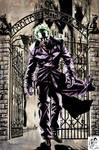 Joker out of Arkham