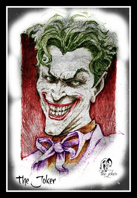 The Joker by jokercrazy