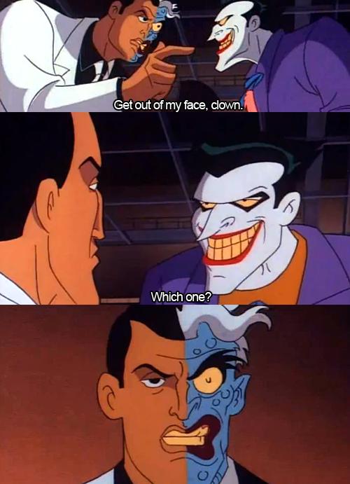 Joker's funny 2 by jokercrazy