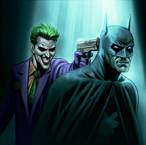 Freeze Bats by jokercrazy