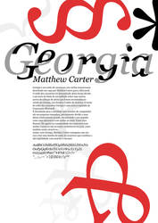 Georgia Promotional Poster by Mike-24