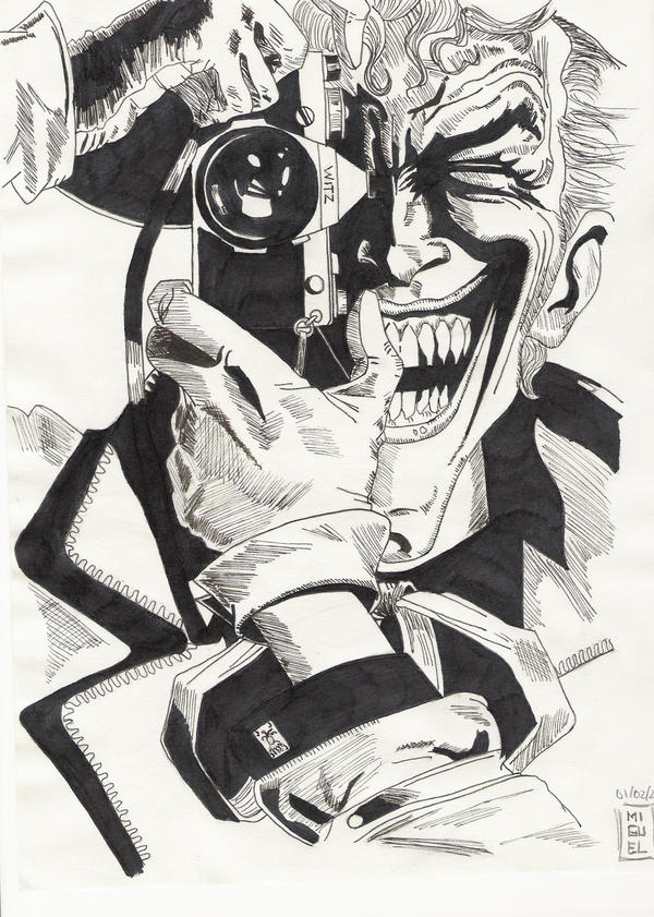 The Joker by Mike-24