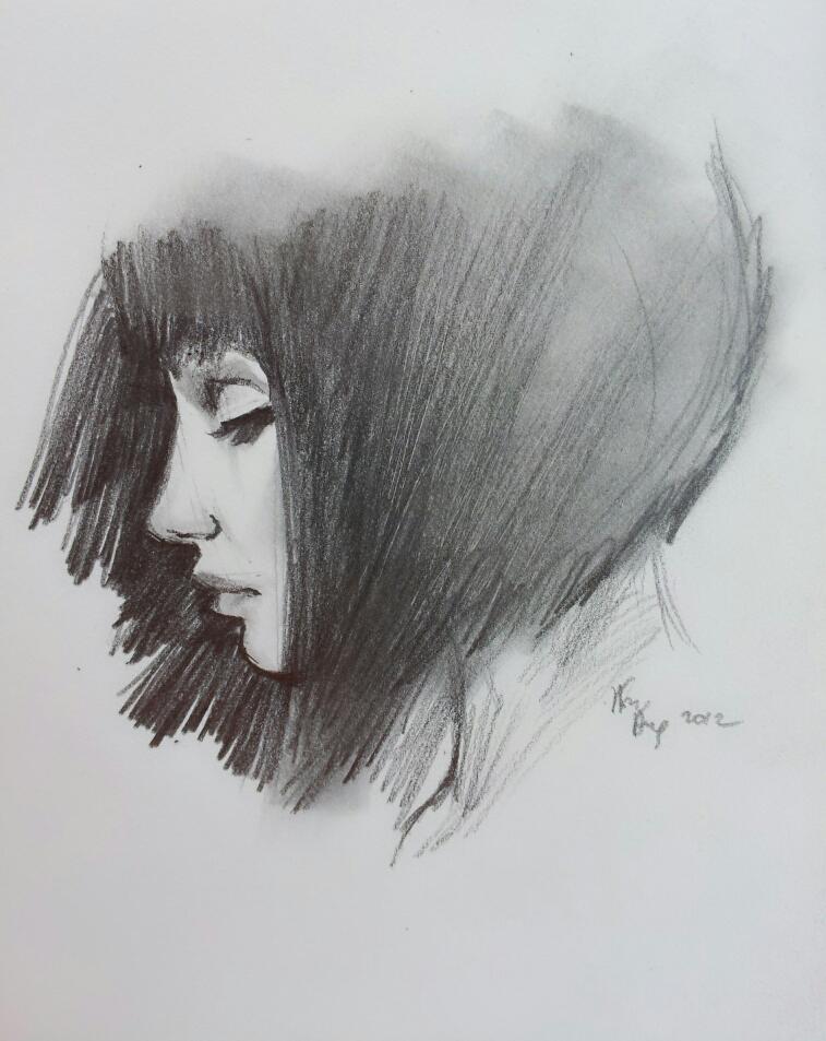 daily sketch 901 by nosoart