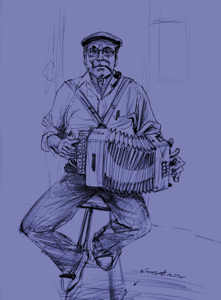 daily sketch 1192 by nosoart