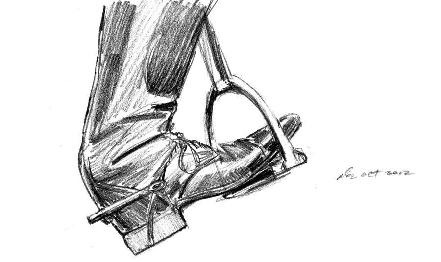 daily sketch 1257 by nosoart