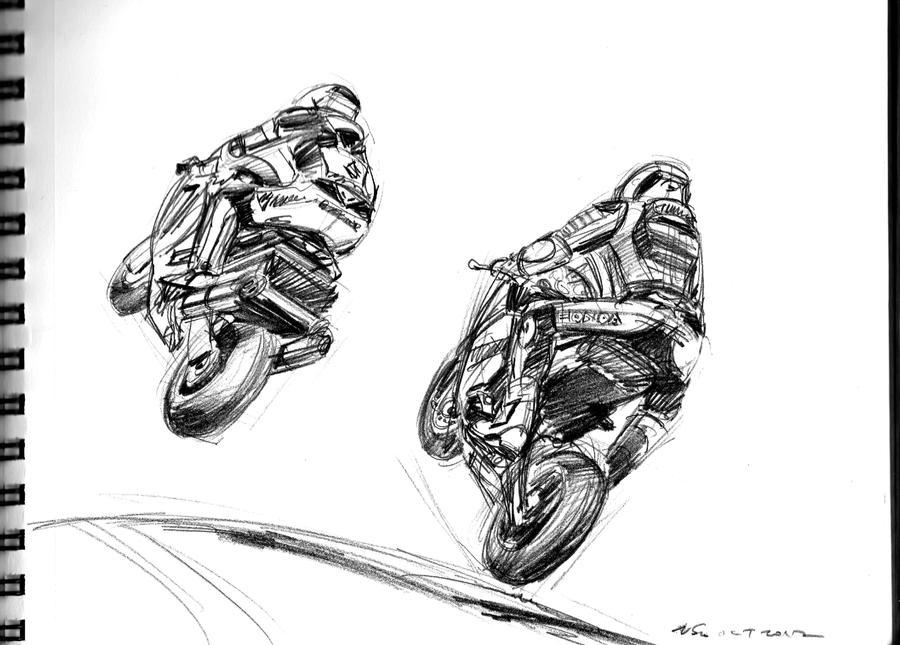 daily sketch 1309 by nosoart