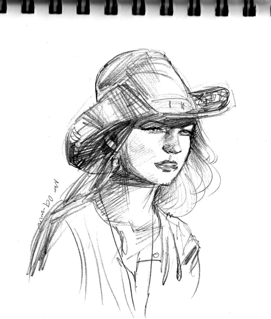 daily sketch 1329 by nosoart