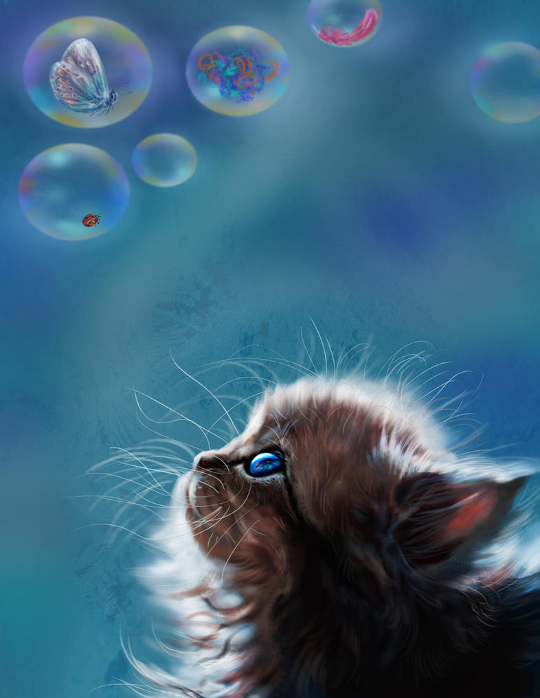 little daydreamer by nosoart
