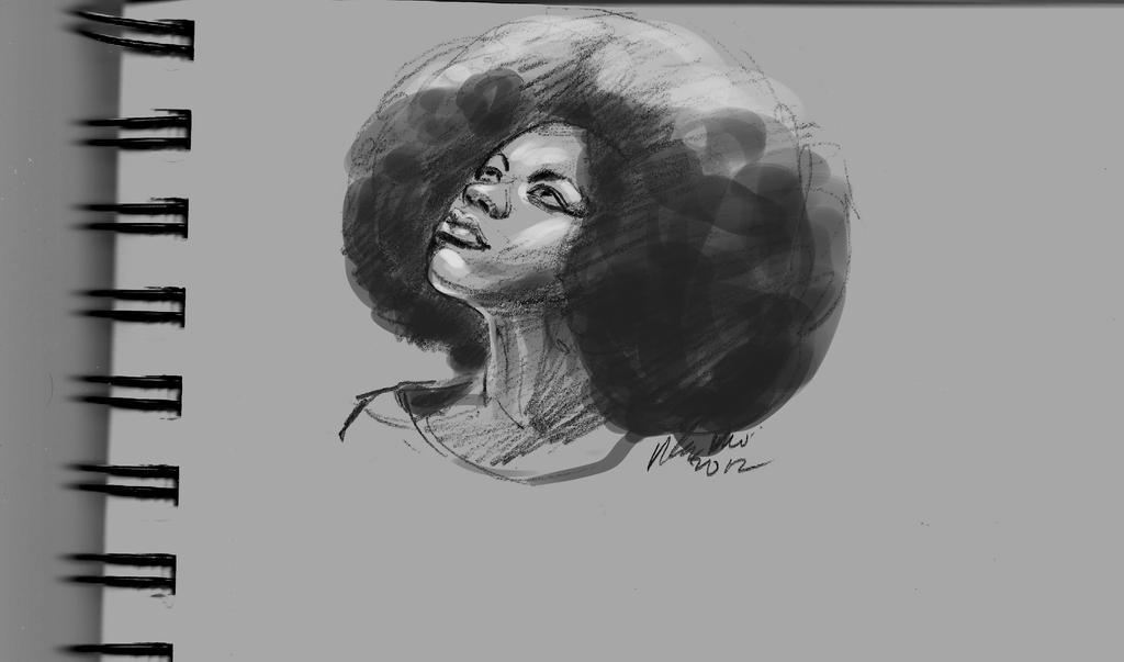 daily sketch 1686 by nosoart