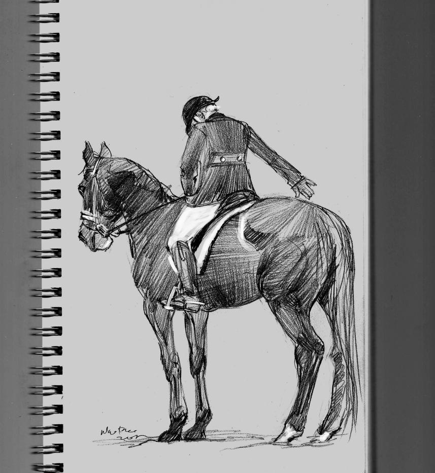 daily sketch 1812 by nosoart