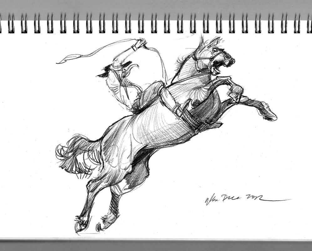 daily sketch 1816 by nosoart