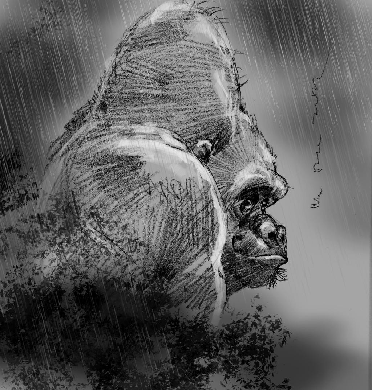 daily sketch 1832 by nosoart
