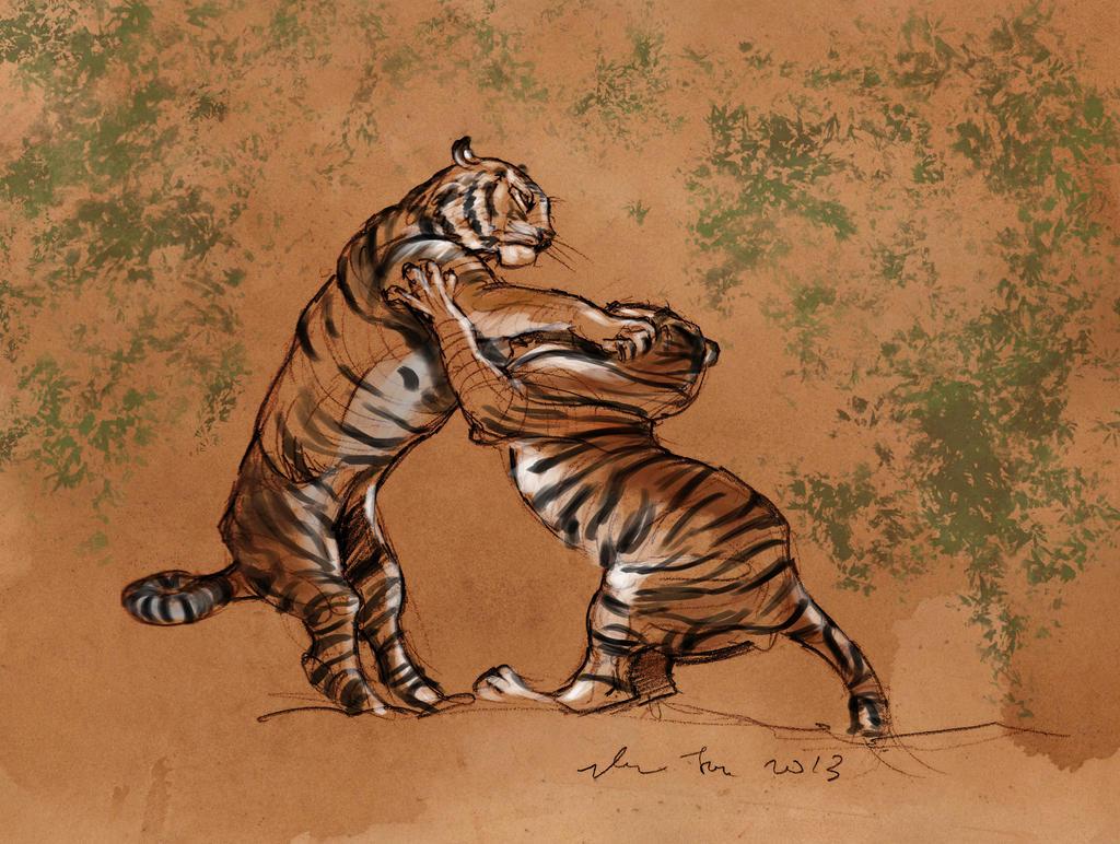 mandatory daily cat sketch 1984 by nosoart