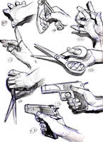 daily sketch  2100 by nosoart