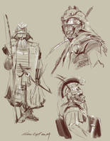 daily sketch 3580 by nosoart