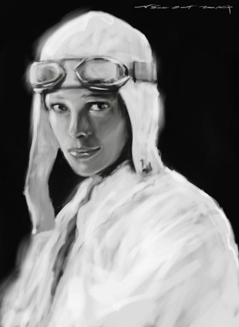 daily sketch 3640 by nosoart