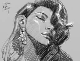 daily sketch 3720