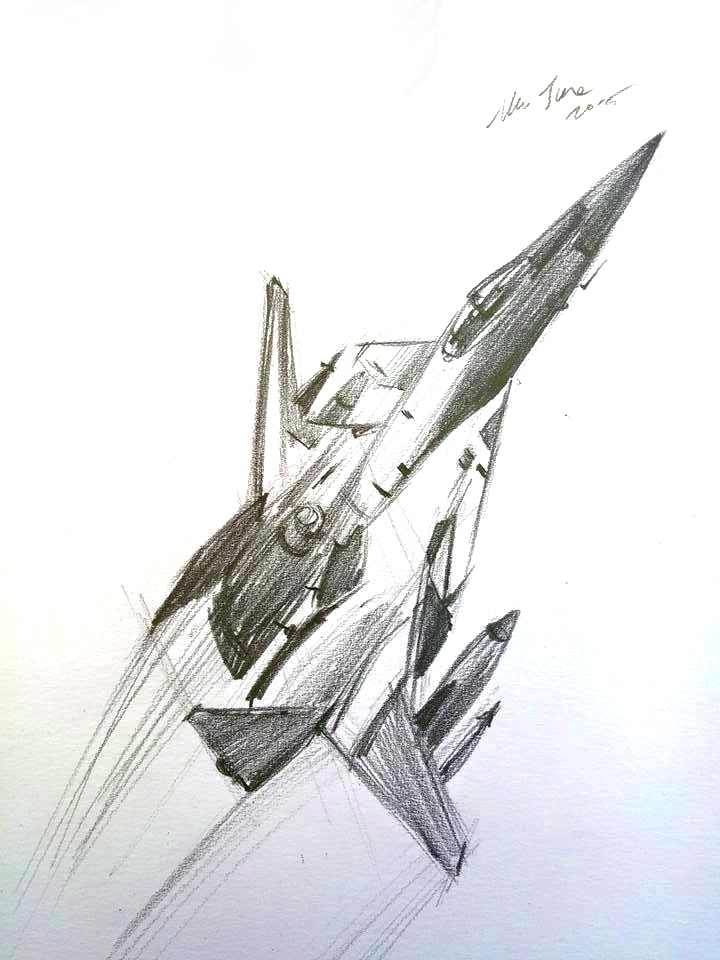 daily sketch 4159 by nosoart