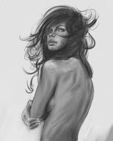 daily sketch 4251 by nosoart