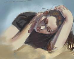 daily sketch 4367 by nosoart