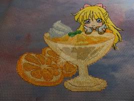 Sailor Venus finish