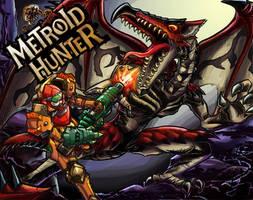 Metroid Hunter- Colors