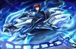 Persona 5- The Priestess Arcana