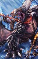 God of the Hunt by Hakuramen
