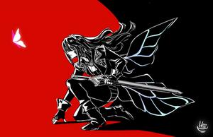 Phantom Thief Lucina by Hakuramen