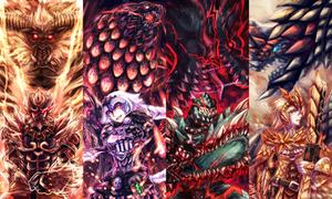 The Gamechangers by Hakuramen