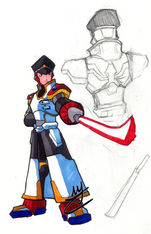 MMZ- Colonel by Hakuramen