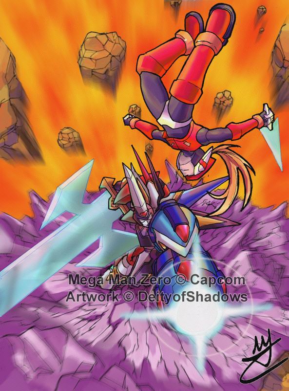 MMZ- Omega Clash by Hakuramen