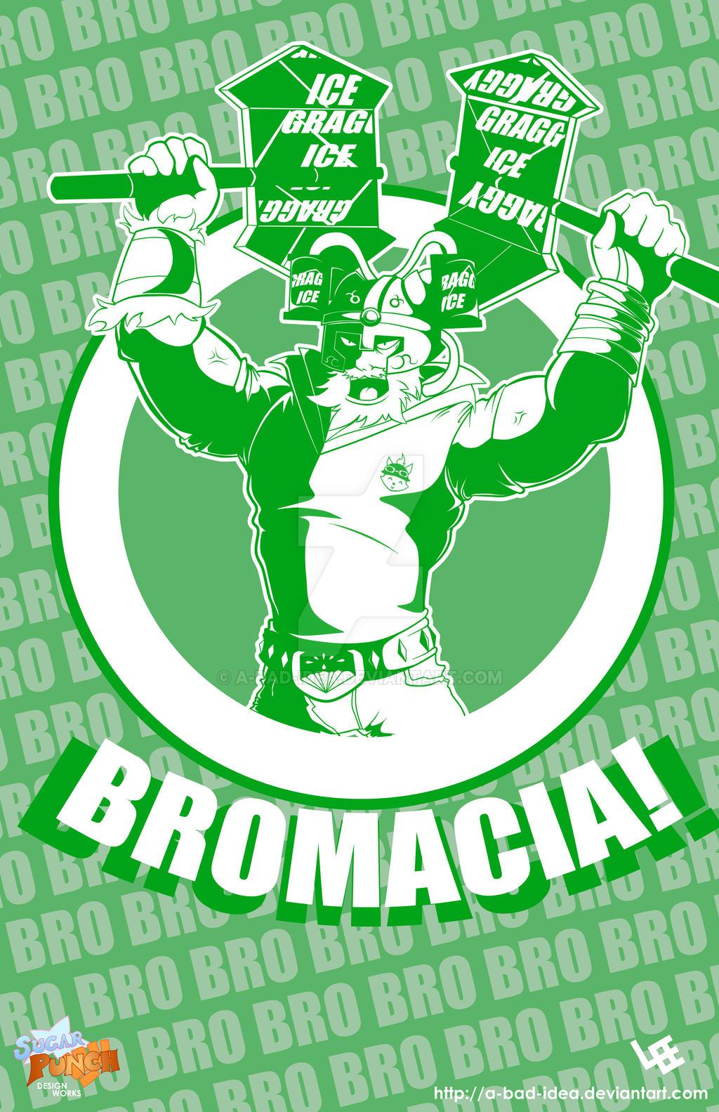 BROMACIA by a-bad-idea