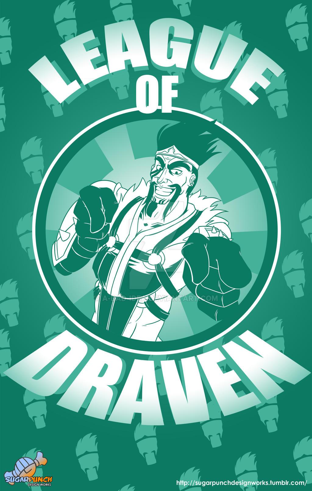 League of Draven by a-bad-idea