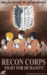 Attack on Titan: Recon Corps.