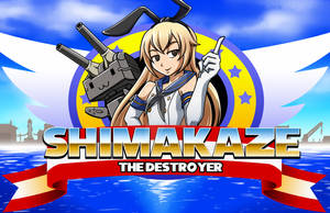 Shimakaze The Destroyer