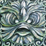 Fish Faced Gargoyle III by TempestErika