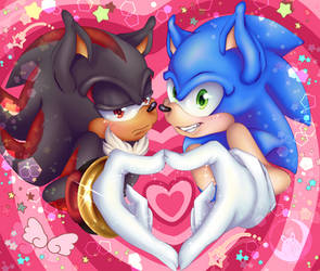 Sonic And Shadow Heart
