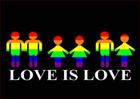 Love is Love by kingsalip